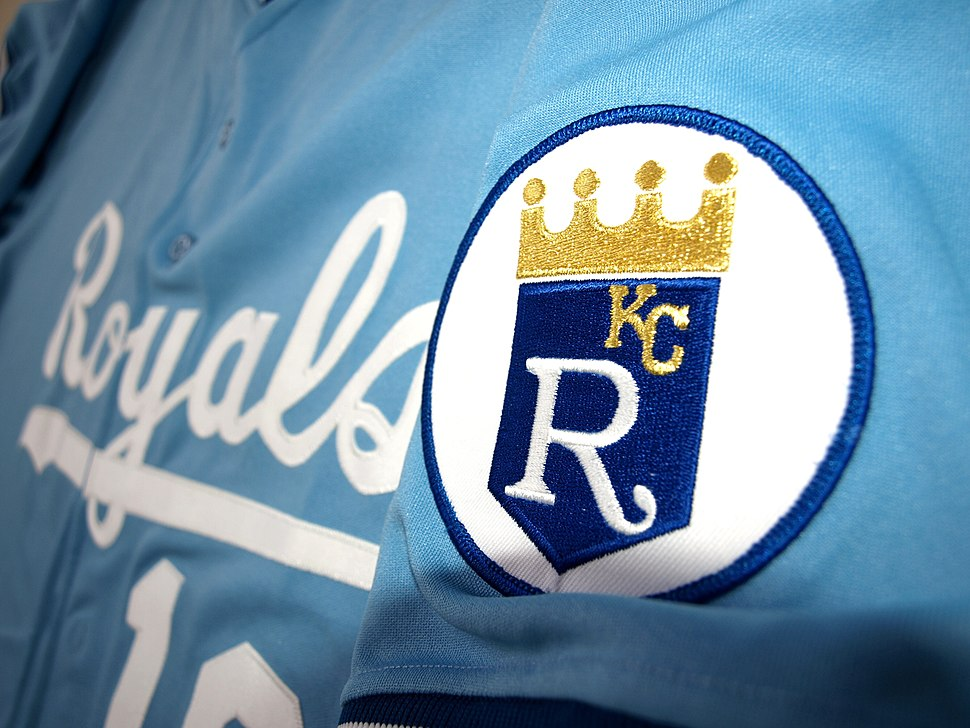 1989 Kansas City Royals away uniform