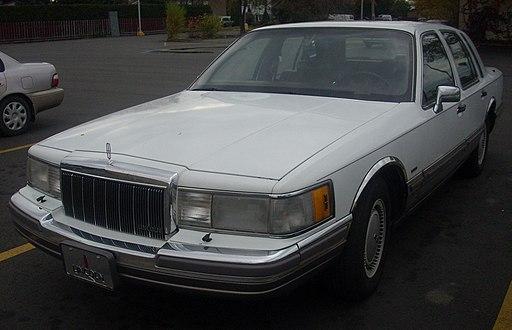 Px Lincoln Town Car