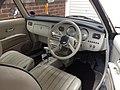 1991 Nissan Figaro interior.jpg