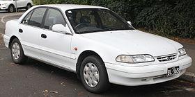 1993 1996 Hyundai Sonata Y3 Gle Sedan 23684766980 Jpg
