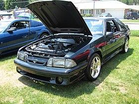 Ford Mustang Svt Cobra Wikipedia