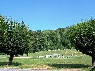 Morning Star, Virginia - Cemetery in Morning Star