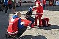 20. državno preverjanje ekip prve pomoči Civilne zaščite in Rdečega križa 07.JPG