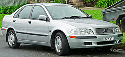 2000–2002 Volvo S40 2.0, Australia