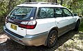 2000 Subaru Outback (BH9 MY00) station wagon (2009-11-12) 01.jpg