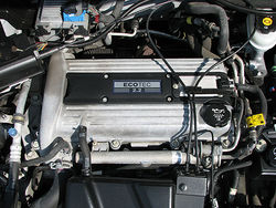 2003 Pontiac Sunfire Ecotec engine