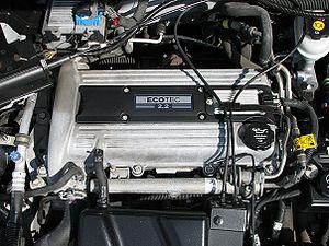 Pontiac Sunfire - 2003 Pontiac Sunfire Ecotec engine