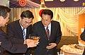 2004년 6월 서울특별시 종로구 정부종합청사 초대 권욱 소방방재청장 취임식 DSC 0179.JPG