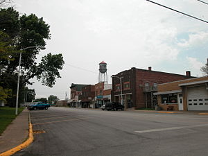 Orion, Illinois - Image: 20040522 32 Orion, IL