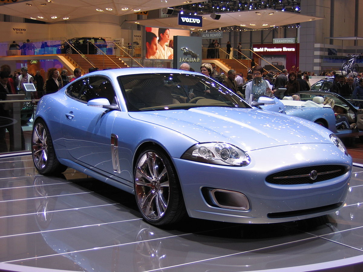 Jaguar Advanced Lightweight Coupe Concept Wikipedia