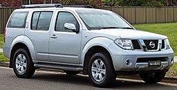 2005-2007 Nissan Pathfinder (R51) ST-L wagon 03