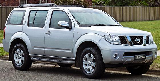 Nissan Pathfinder 3 (R51)