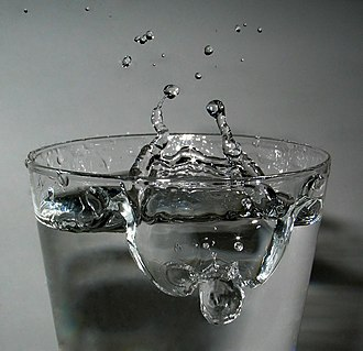 Chemical compound - Image: 2006 02 13 Drop impact