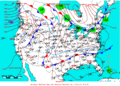 2007-03-08 Surface Weather Map NOAA.png