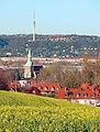 20070407010DR Dresden-Leubnitz-Neuostra Kirche+Fernsehturm.jpg