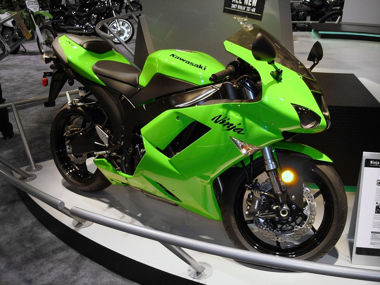 Used Kawasaki Ninja For Sale In Usa