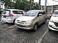 2007 Toyota Kijang Innova 2.5 G & 2017 Suzuki Ertiga Dreza, West Surabaya.jpg