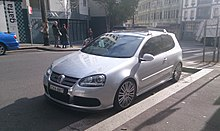 Volkswagen Golf V — Wikipédia