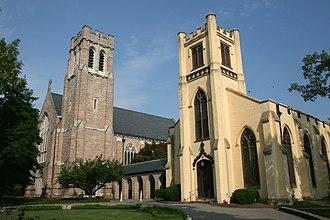 Chapel of the Cross (Chapel Hill, North Carolina) - Image: 2008 07 11 Chapel of the Cross