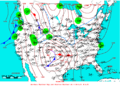 2009-04-09 Surface Weather Map NOAA.png