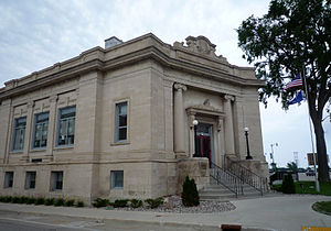 Marinette, Wisconsin - Stephenson Public Library