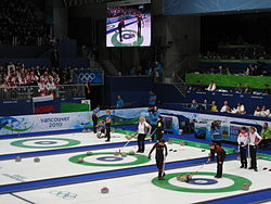 2010 winter olympics curling