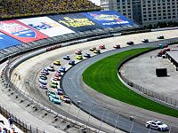 2012 NASCAR Sprint Cup Series FedEx 400 at Dover International Speedway.jpg