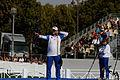 2013 FITA Archery World Cup - Men's individual compound - Semifinal - 27.jpg