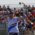 2013 FITA Archery World Cup - Women's individual compound - 3rd place - 09.jpg