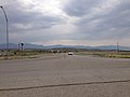 2014-07-18 09 30 59 View south at the north end of Nevada State Route 318 at the junction with U.S. Route 6 in Lund Junction, Nevada.JPG