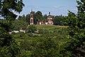20140612 Вид на Благовещенскую церковь села Марьино из Андреевской усадьбы.jpg