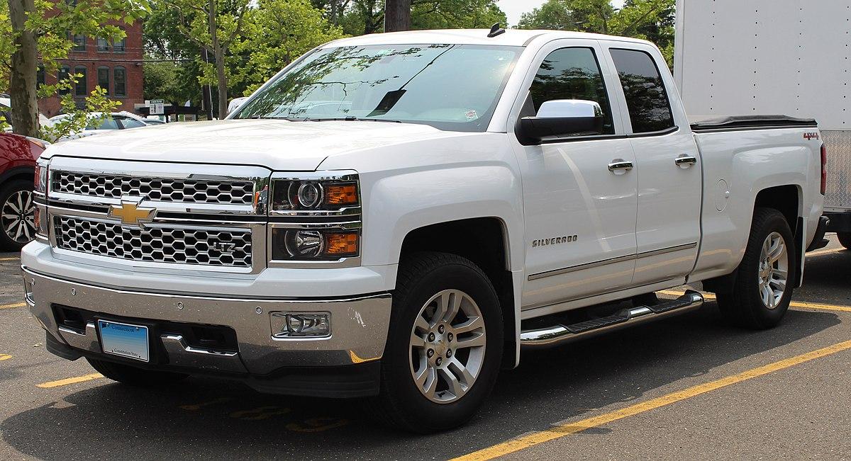 Chevrolet Silverado - Wikipedia