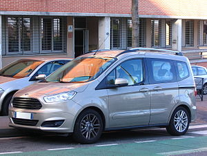 Ford Otosan - Ford Transit Courier