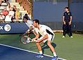 2014 US Open (Tennis) - Tournament - Michael Llodra and Nicolas Mahut (15126843471).jpg