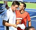 2014 US Open (Tennis) - Tournament - Victor Estrella Burgos and Igor Sijsling (15076581046).jpg