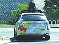 2015-05-20 Google Street View camera cars in Kobe,Hyogo,Japan、神戸市立藤原台小学校前のグーグルストリートビューカー 1886.jpg