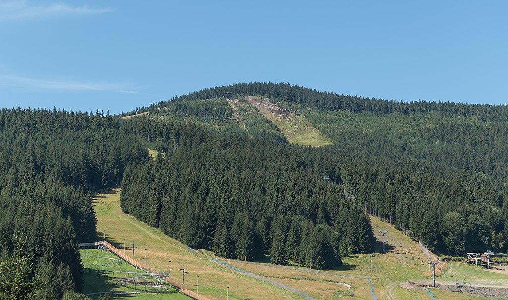 Wierzchołek Czarnej Góry