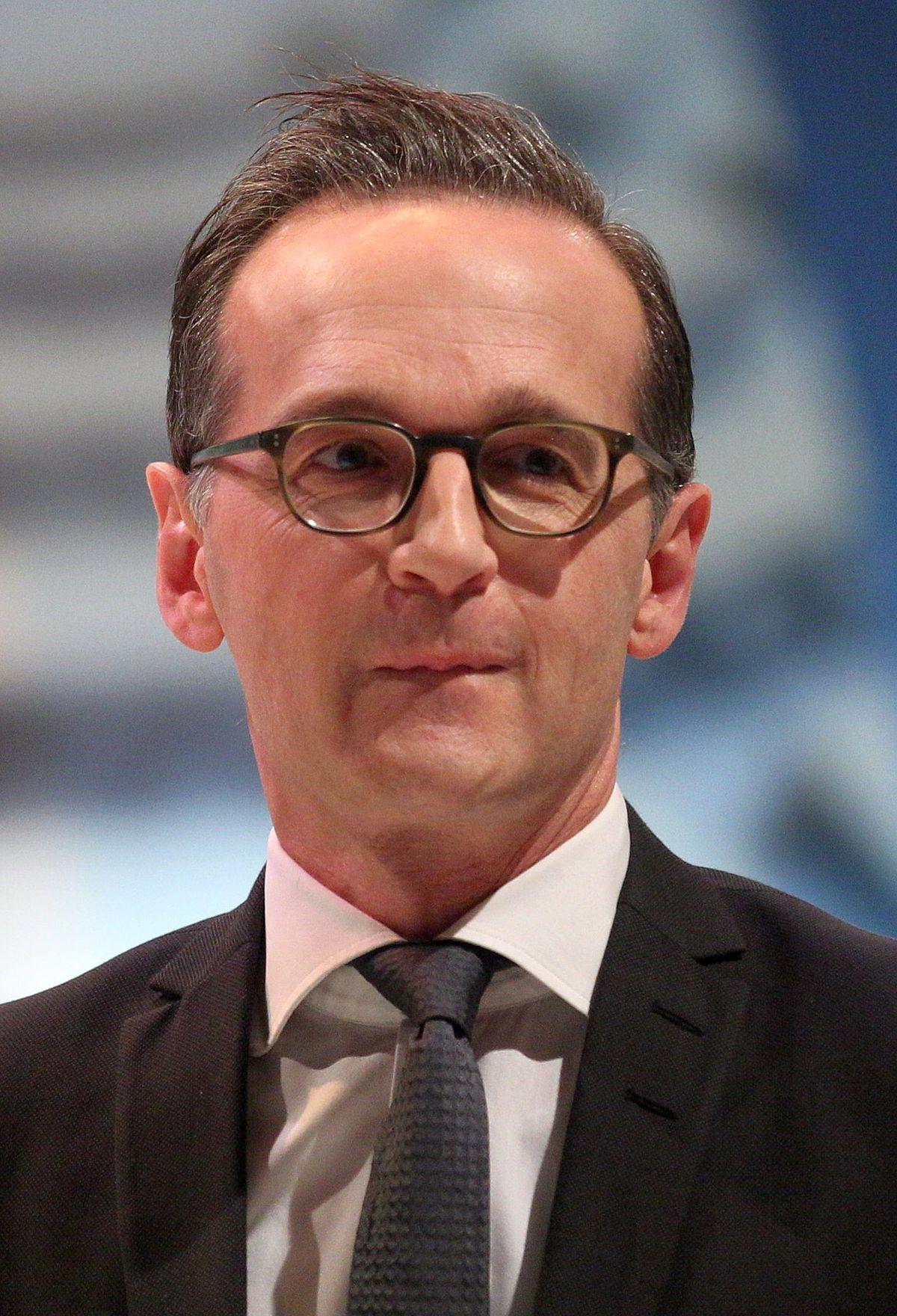 Heiko Maas Zwickau