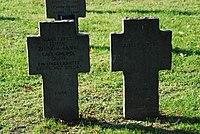 2017-09-28 GuentherZ Wien11 Zentralfriedhof Gruppe97 Soldatenfriedhof Wien (Zweiter Weltkrieg) (030).jpg