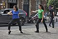 20170528 two women and a drummer 003.jpg