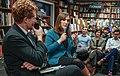 2018.03.20 Sarah McBride and Rep Joe Kennedy, Politics and Prose, Washington, DC USA 4114 (26073957737).jpg