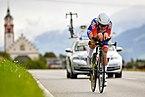 20180924 UCI Road World Championships Innsbruck Women Juniors ITT Catalina Anais Soto Campos DSC 7505.jpg