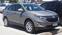 2018 Holden Equinox (EQ) LS wagon (2018-11-29) 01.jpg
