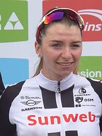 2018 Women's Tour de Yorkshire - Liane Lippert.jpg