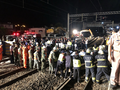 2018 Yilan train derailment rescue operation.png