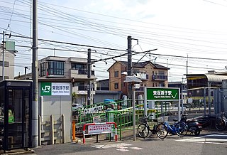 Higashi-Abiko Station Railway station in Abiko, Chiba Prefecture, Japan