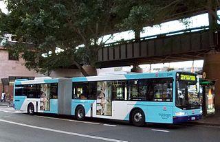 Sydney bus route 333 Australian bus route