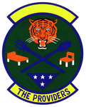 23 Services Sq emblem.png