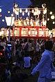 25.7.23 古河・駐屯地納涼大会櫓の周りを多くの人が取り囲んだ イベント・行事・広報活動等 21.jpg