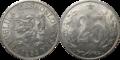 25 haleru CSK (1953-1954).png